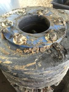 Routine Pipeline Pigging Maintenance