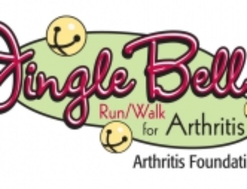 Kicking off the Holidays by Supporting Arthritis
