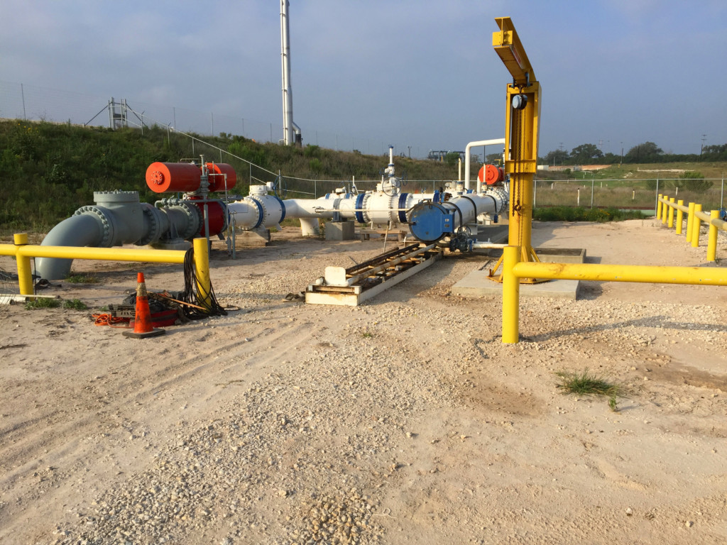 pipeline pigging operational support