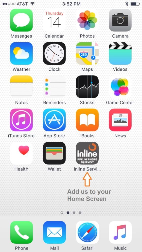 Inline Phone Icon