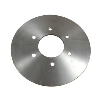 gauging-plate