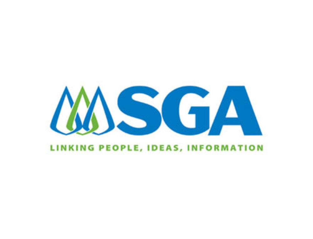 JOIN US AT THE SGA OPERATING CONFERENCE