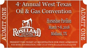 4th Annual West Texas Oil & Gas Convention - Midland Texas