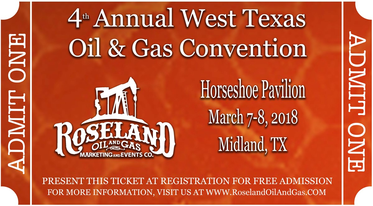 4th Annual West Texas Oil & Gas Convention - Midland Texas