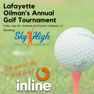 Inline Services Supports the Sky High Foundation