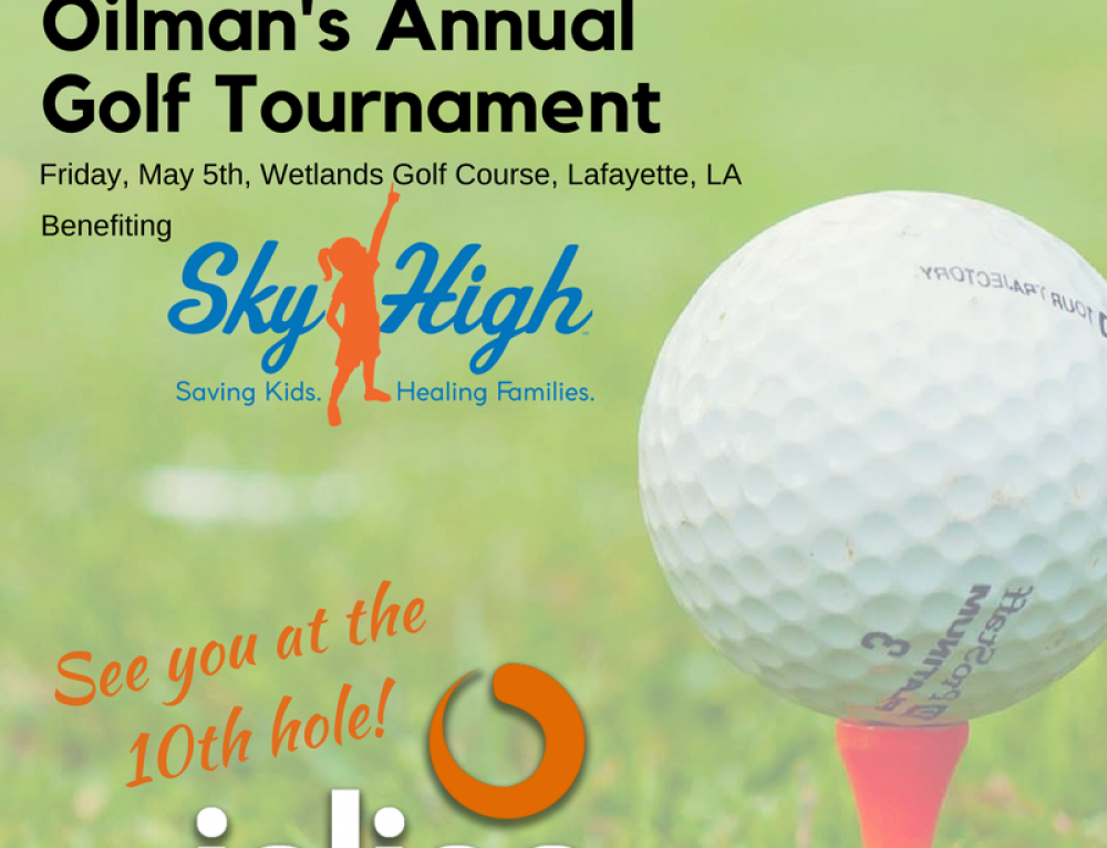 Inline Supports Sky High Foundation Lafayette Golf Tournament