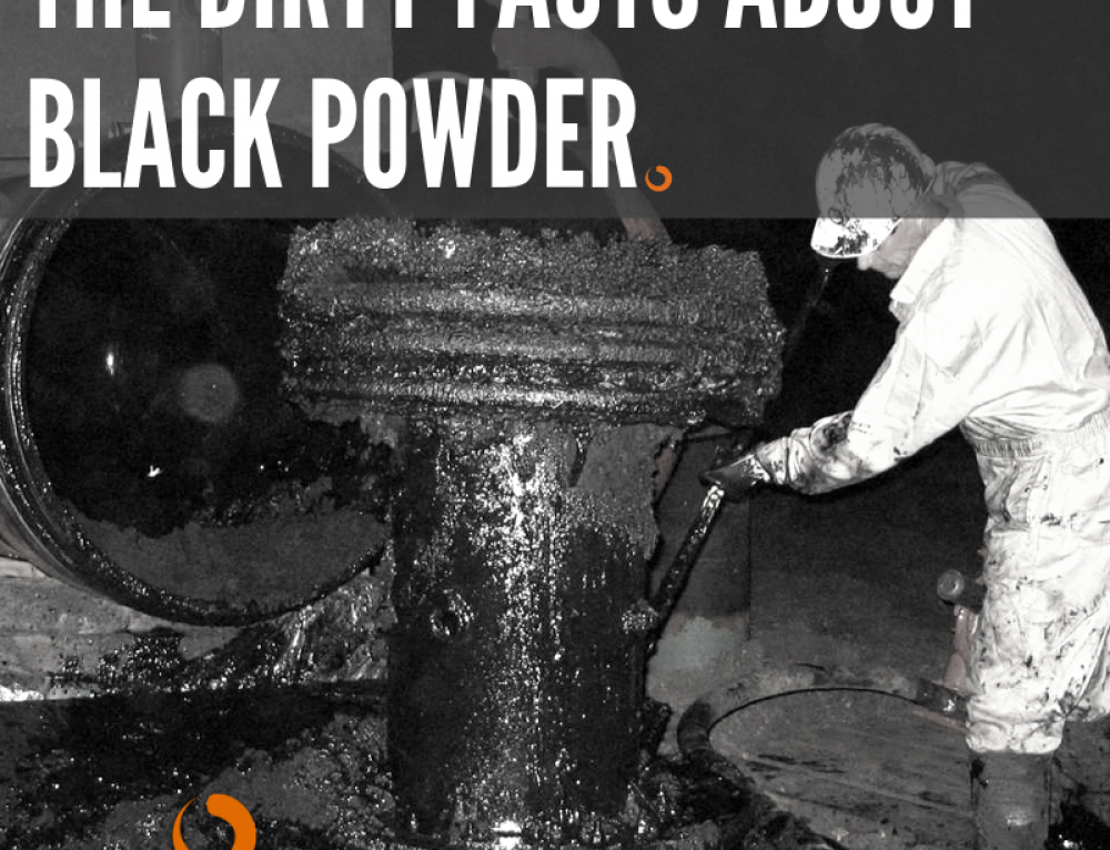 The Dirty Facts About Black Powder
