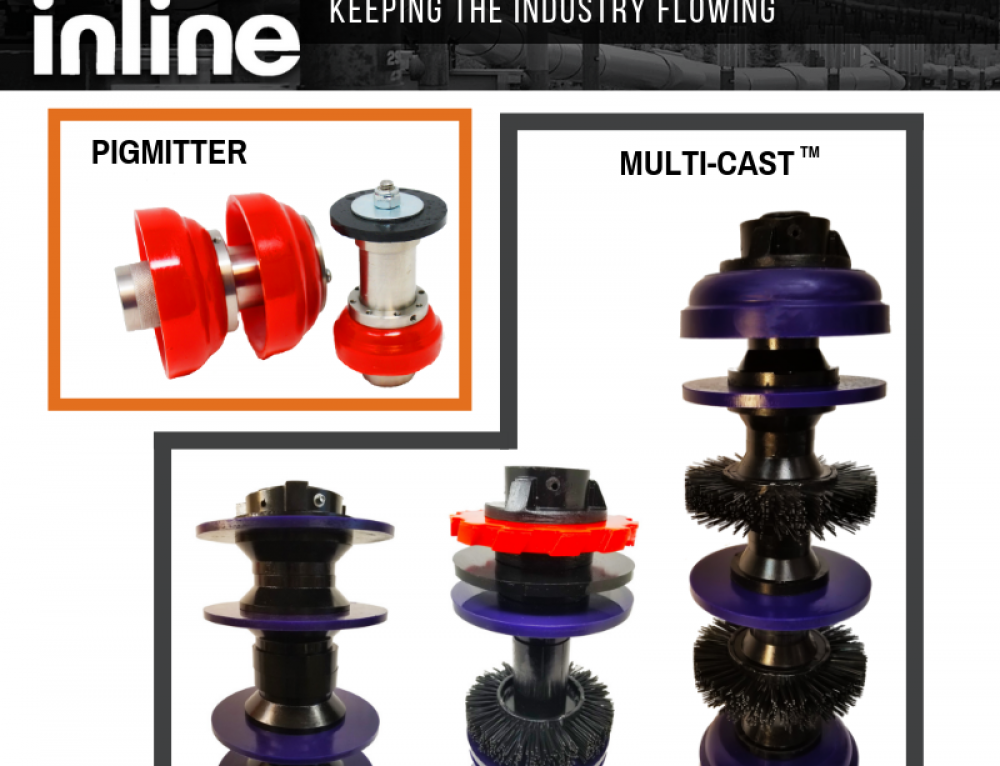 MULTI-CAST & Pigmitter Featured in Pipelines International