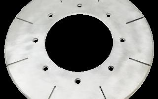 Inline Services Aluminum Gauge Plate