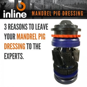 3 Reasons Why You Should Leave Your Mandrel Pig Dressing To The Experts