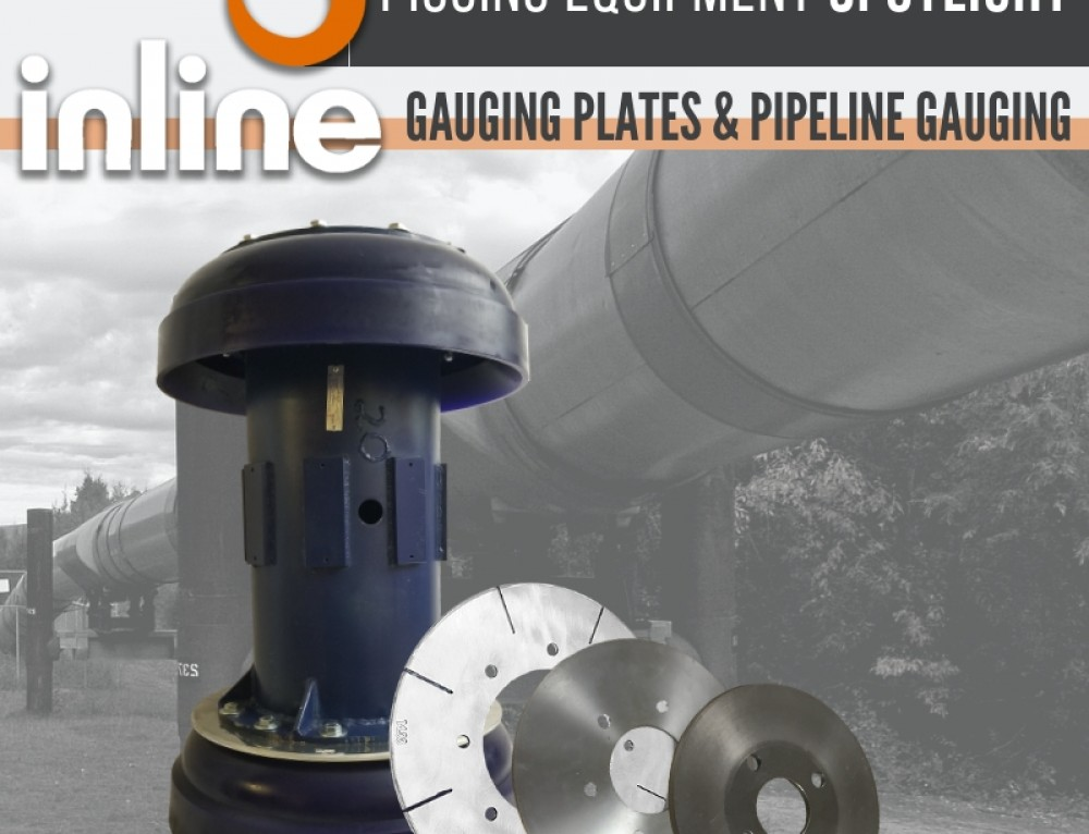 Gauge Plates and Pipeline Gauging