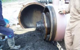 Black Powder in Pipeline